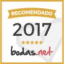Sello Oro 2017 - Organizadores de Bodas