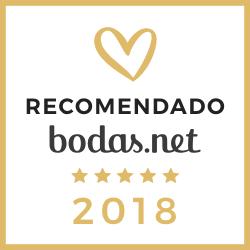 Sello Oro 2018 - Organizadores de Bodas